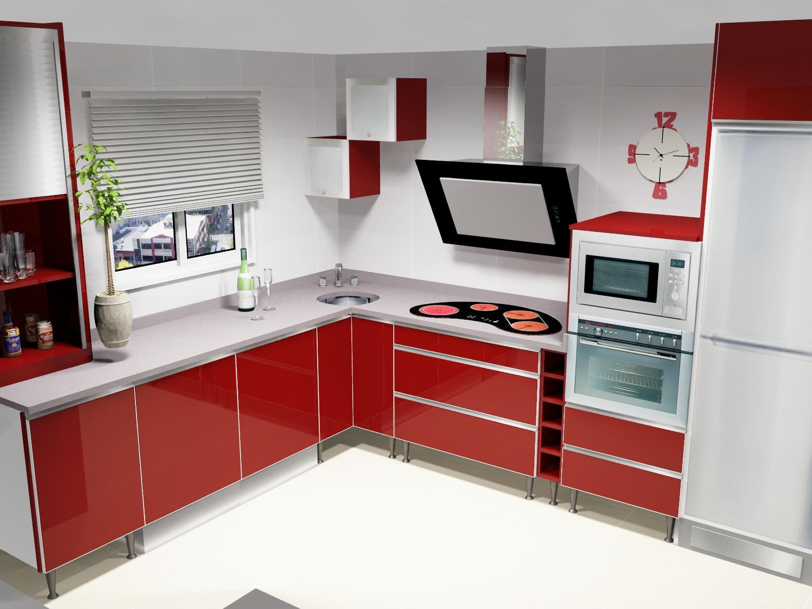 Bonito planificador cocinas online fotos simulador cocinas - Crea tu cocina online ...